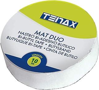 Tenax Mat Duo 双胶带 Bituminous 用于固定人造草坪,0.05 x 10 米,灰色