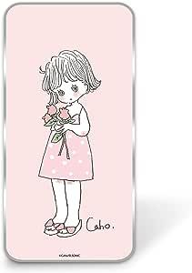 Caho 手机壳 透明 硬质印花 郁金香WN-LC1013760 3_ Galaxy S9 Plus SM-G9650 チューリップB