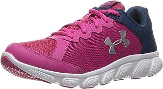 Under Armour 女童 Ua GGS Micro G Assert 6 跑步鞋