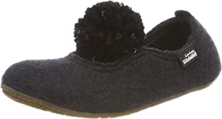 Living Kitzbühel 女童 带羊毛绒 低帮 家居拖鞋
