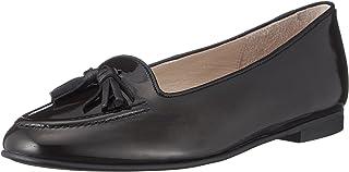 [玛格丽特·夏威尔·艾迪亚] 流苏软皮平底鞋 2141 女式