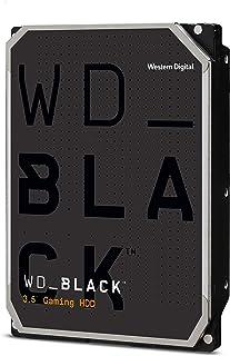 Western Digital 西部数据 WD Black 高性能内置硬盘驱动器-7200 RPM级,SATA 6 Gb / s,64 MB缓存,3.5英寸(约8.89厘米)-WD2003FZEX,2TB