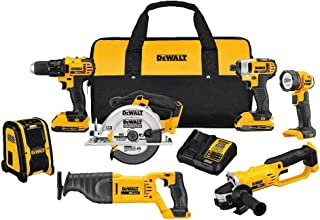 DEWALT 20V MAX 工具组合套装 DCK720D2