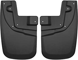 Husky 衬垫适合 2005-15 丰田塔科马 - 带 OEM 挡泥板耀斑和 OEM 挡泥板定制前挡泥板