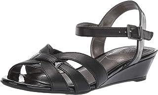 LifeStride 女士 Yvette 坡跟凉鞋