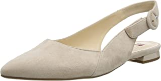 HÖGL 女士Cheery 封闭芭蕾舞鞋 Beige (Nude 1800) 34.5 EU