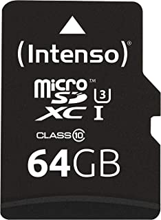 Intenso Micro 储存卡 Schwarz 64GB