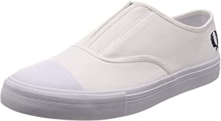 [FRED PERRY] 懒汉鞋 Canvas Slip-On F29642