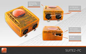 Nicolaudie First Class Sunlite 套件 2 DMX USB 照明接口控制器