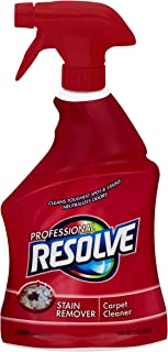 Resolve Professional Strength 斑点和污渍地毯清洁剂,32 盎司