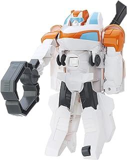 Playskool 英雄變形金剛救援機器人 copter 吊車刀片