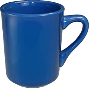 ITI 87241-06 36-Piece Cancun Toledo Mug, 8-1/2-Ounce, Ocean