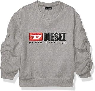 Diesel 女童套头运动衫