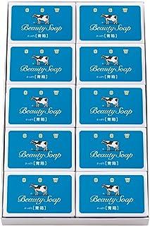Cow牛牌 藍盒香皂 10塊裝 (85g×10塊)
