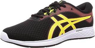 ASICS 爱国者11 男士跑鞋,黑色,51.5 欧码