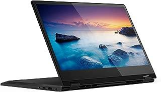 Lenovo Flex 14 可转换笔记本电脑,14 英寸 FHD (1920 X 1080) IPS 触摸屏,英特尔酷睿 I5-8265U 处理器,8GB DDR4 内存,128GB Nvme SSD,Intel UHD Graphics 615,Windows 10,81SQ0009US,缟玛瑙黑