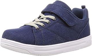 [ 瞬足 ] 学生鞋 (运动鞋) 魔术 SJJ 1840~24.5cm 2E