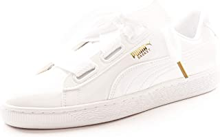 PUMA 彪马 Basket Heart 女式运动休闲鞋 (拥有知识产权)
