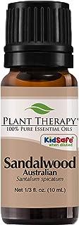 植物*檀香澳大利亚精油 | * 纯净、未稀释、天然芳香*,*级 10 mL (1/3 oz) 1.00