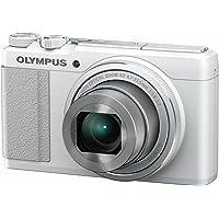 Olympus 奥林巴斯 XZ-10 高端便携数码相机(白色)(F1.8-2.7 i.ZUIKO DIGITAL镜头 3寸触摸屏 )内置8G卡