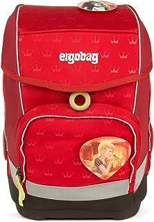 ergobag Cubo 书包小学套装40厘米5件套 Rote Kronen 40 cm