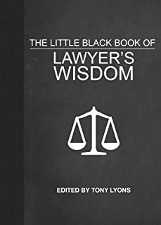 The Little Black Book of Lawyer's Wisdom (English Edition)