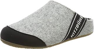 Living Kitzbühel 男孩毛毡裤。 Lk 字体 & 氯丁橡胶皮拖鞋