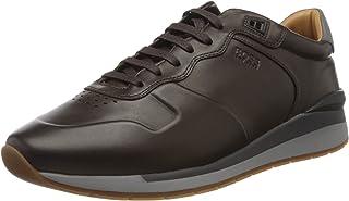 Hugo Boss 雨果博斯 男士 Element_Runn_burs2 10214643 01 运动鞋 Braun Dark Brown 209 41 EU