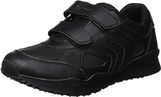 Geox 男孩J Pavel F 运动鞋 黑色(黑色 C9999) 39 EU