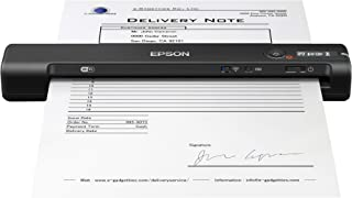 EPSON 爱普生 WorkForce 扫描仪 ES-60W
