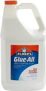 Elmer's 膠水 - 多用途液體膠水,特強,1加侖(3.78L),1件 - 適合修補