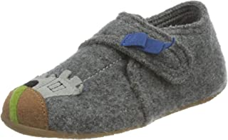 Living Kitzbühel Baby 男孩婴儿魔术贴鞋 骑士和马拖鞋