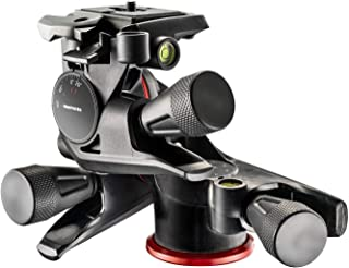 Manfrotto XPRO 齿轮3way pan/tilt HEAD