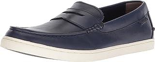 Cole HAAN 男式 nantucket II 乐福鞋 Navy Handstain 9.5 D(M) US