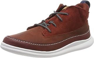 Clarks Cloud Air K 儿童胶底鞋 高帮休闲鞋