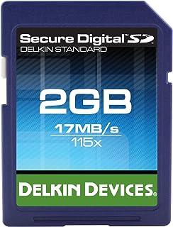 Delkin Device DDSDFLS1-2GB eFilm Secure Digital Card -2GB