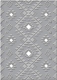 Spellbinders CEF-026 Sedona 切割浮雕文件夹,磨砂