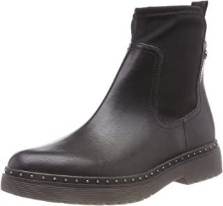 Tamaris 女士 25429-21 踝靴 黑色(黑色 1) 40 EU