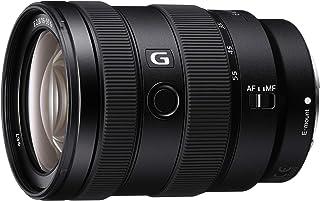 Sony 索尼 SEL1655G E 型支架紧凑高分辨率APS-C 标准变焦 G 镜头带恒定光圈
