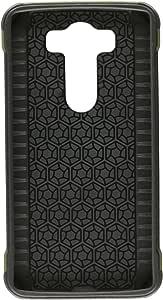 eaglecell–适用于 LG V 10–混合 TPU 手机保护套 Green Camo