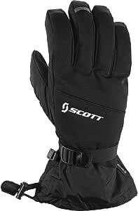 SCOTT 男士防盗手套 大 黑色 224532