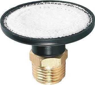 """Orbit 灌溉 51039 1/2"""" 黄铜自动排水管 51039"""