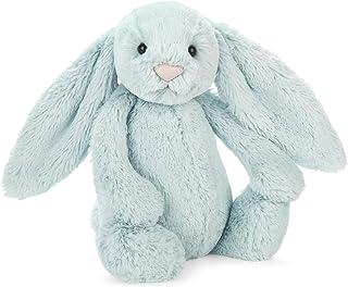 Jellycat 害羞Beau邦尼兔毛绒玩具 中号 12英寸/约30.48厘米