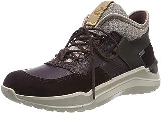 ECCO 爱步 Intervene 女童高帮运动鞋
