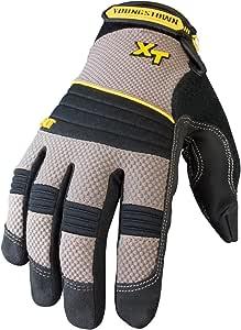Youngstown Glove Pro XT 高性能手套 小号 灰色 03-3050-78-S
