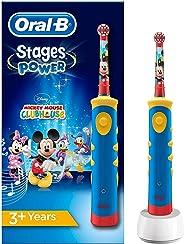 Oral-B欧乐B Stages Power儿童电动牙刷,米奇款