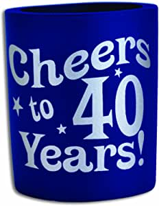Big Mouth Toys Cheers to 40 Years Can Hugger