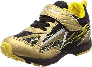 [*明星] 运动鞋 上学用鞋 轻量 魔术鞋 宽松 儿童 SS K873
