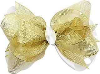 juDanzy 假日发夹和蝴蝶结,情人节,感恩节和圣诞节主题,适合婴儿、幼儿和女孩