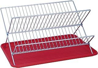 MSV 塑料盘架, 红色 40 x 34.5 x 27 cm 110533